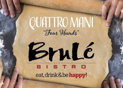 Brule` Bistro Chef Suzanne Perrotto hosts Chef Antonio Biafora